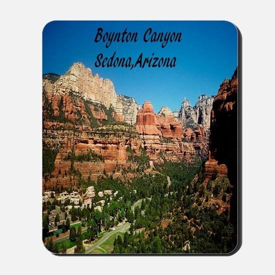 Boynton Canyon5.5x8.5 Mousepad
