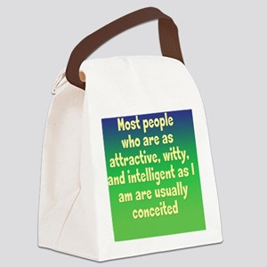 conceited_rnd2 Canvas Lunch Bag