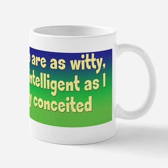 conceited_bs2 Mug
