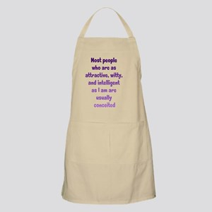 conceited_tall1 Apron