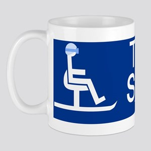 ski-bump Mug