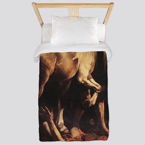 Conversion on the Way to Damascus Twin Duvet