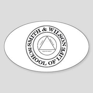 Smith & Wilson Oval Sticker