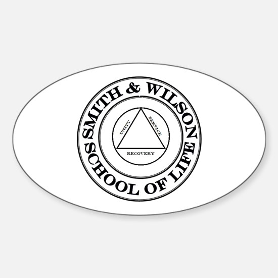 Smith & Wilson Oval Decal