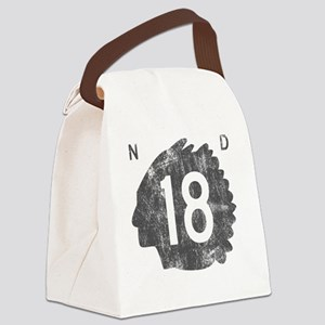 nd18 Canvas Lunch Bag
