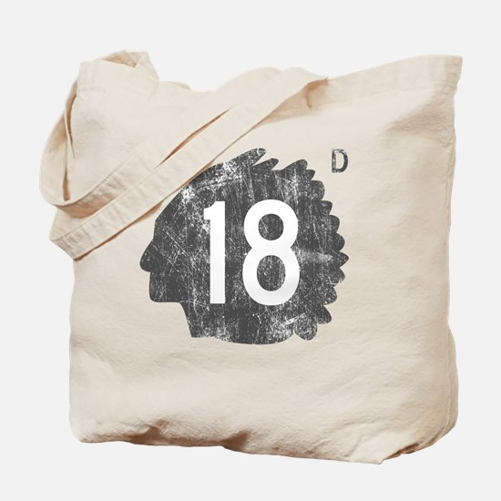 nd18 Tote Bag