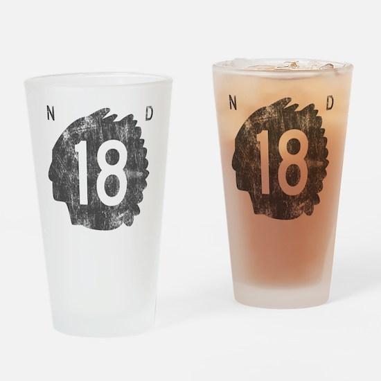 nd18 Drinking Glass