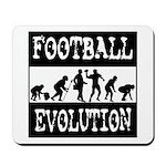 Football Evolution Mousepad