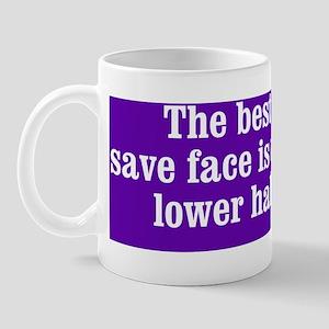 save-face_bs2 Mug