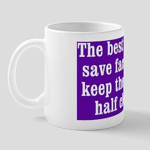 save-face_rect2 Mug