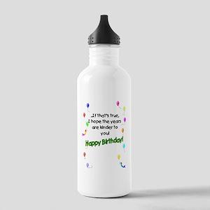 WrinkleCard2 Stainless Water Bottle 1.0L
