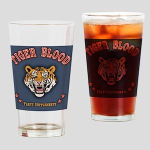 tigerblood-1-BUT Drinking Glass