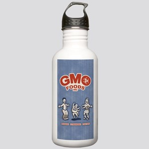 gmo-2-STKR Stainless Water Bottle 1.0L