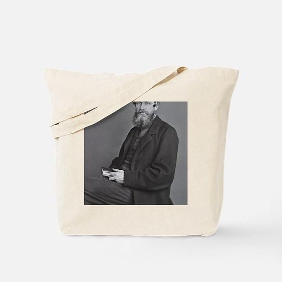 WallacePanelPrint Tote Bag