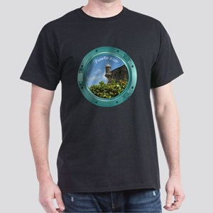 PortHole0002 Dark T-Shirt