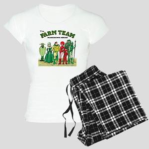 FARM_TEAM-TSHIRT Women's Light Pajamas