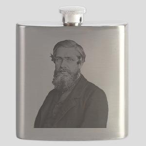 Wallace_ValueTshirt_Cutout Flask