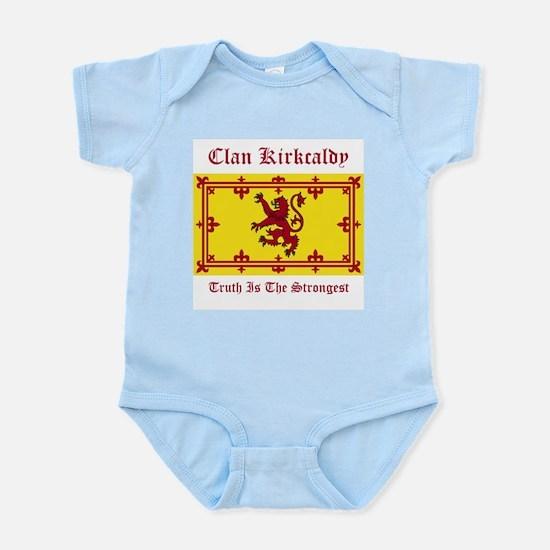 Kirkcaldy Baby Light Bodysuit