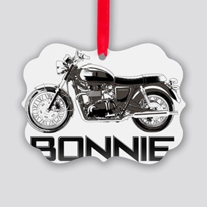 Bon 02 Picture Ornament