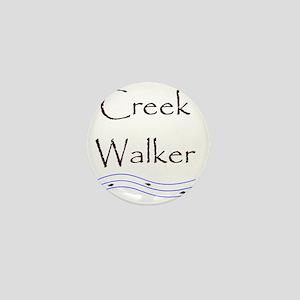 creekwalker1 Mini Button