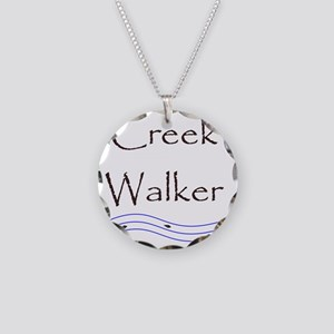 creekwalker1 Necklace Circle Charm