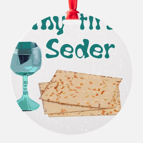 first-seder Ornament