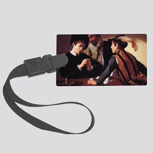 The Cardsharps Large Luggage Tag