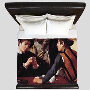 The Cardsharps King Duvet