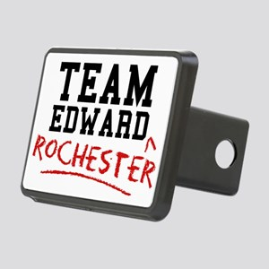 team-rochester_bl Rectangular Hitch Cover