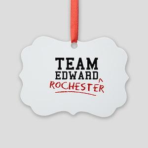 team-rochester_bl Picture Ornament