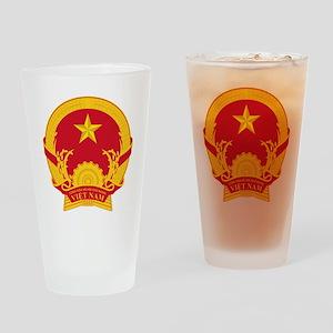 Vietnam_COA Drinking Glass