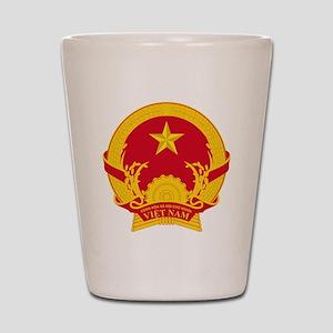 Vietnam_COA Shot Glass