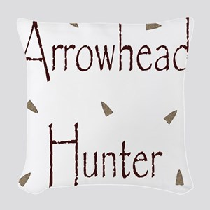 arrowheadhunter Woven Throw Pillow