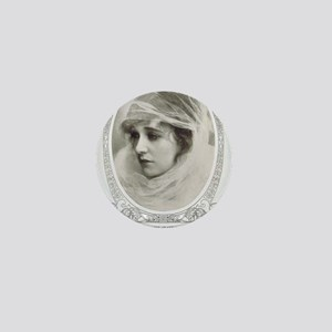 Ethel Clayton 1914 Mini Button