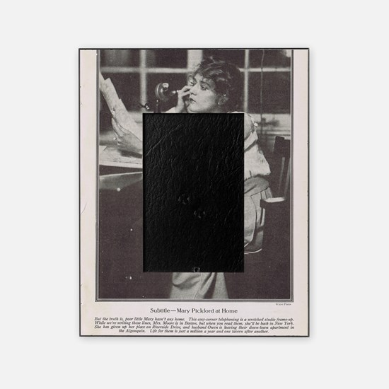 Mary Pickford 1916 Picture Frame