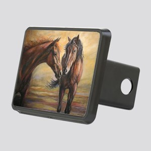 Nifty Dream painting Rectangular Hitch Cover