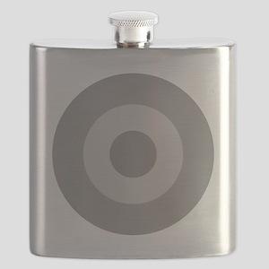 Greece - Ghost Grey Flask