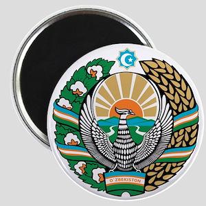 COA_Uzbekistan Magnet