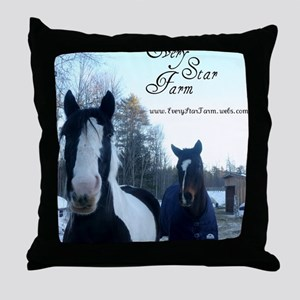 Eli  Evaire 2 Throw Pillow