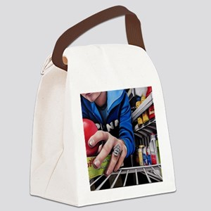 jsnacks Canvas Lunch Bag