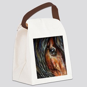 Gaze copyright Canvas Lunch Bag