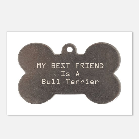 Friend Terrier Postcards (Package of 8)