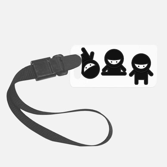 ninja Small Luggage Tag