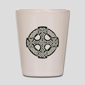 celticcross Shot Glass