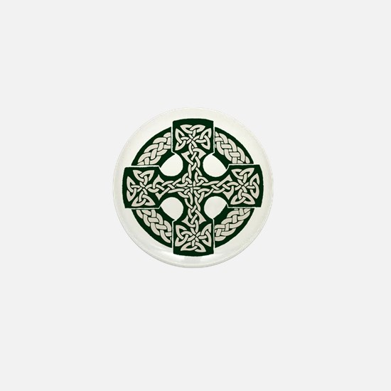 celticcross Mini Button