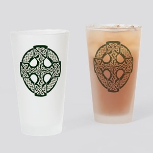 celticcross Drinking Glass