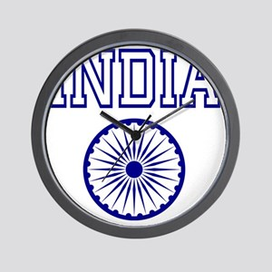 indiaeng Wall Clock