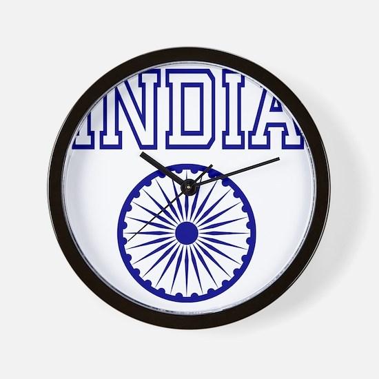indiaeng Wall Clock