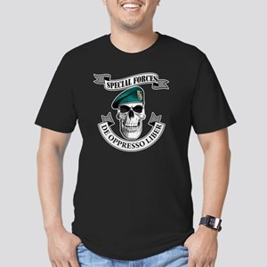 specialforces369 Men's Fitted T-Shirt (dark)