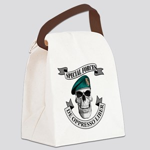 specialforces369 Canvas Lunch Bag